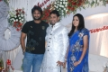 Actor Richard at Yuva Bharathi Wedding Reception