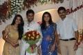 Sneha, Prasanna at Yuva Bharathi Wedding Reception