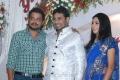 Editor Anthony Gonsalves at Yuva Bharathi Wedding Reception