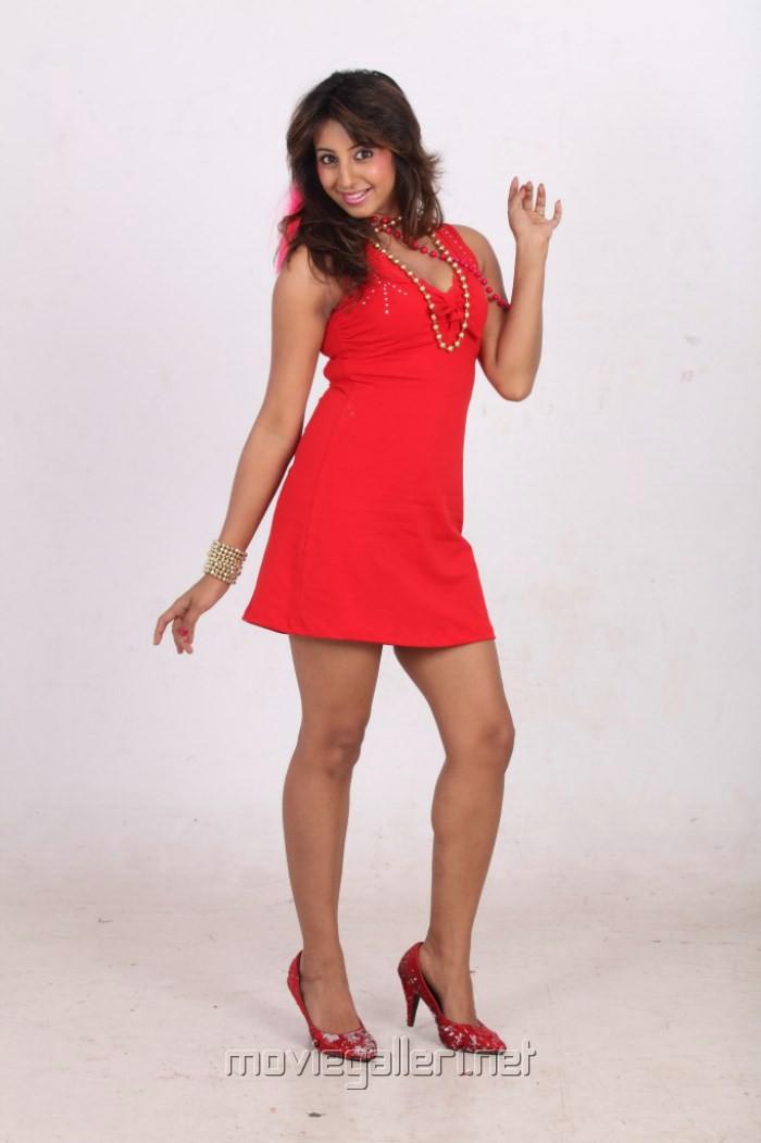 Actress Sanjana in Yuvakudu Movie Hot Stills