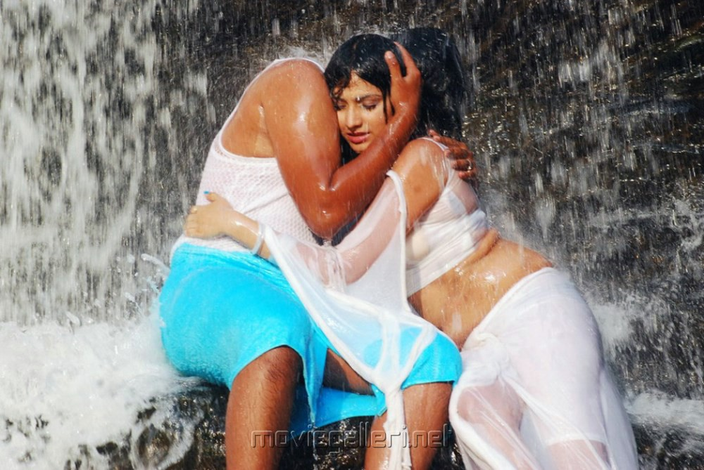 Prajwal Devaraj, Haripriya in Yuvakudu Movie Spicy Photos