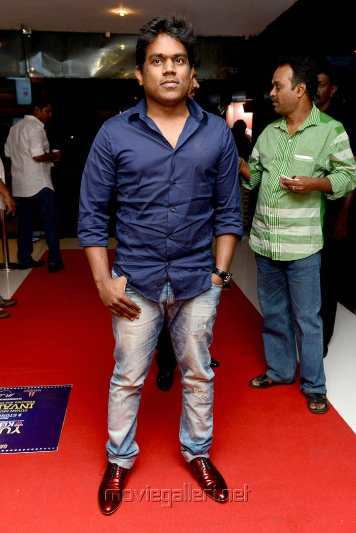 Yuvan Shankar Raja New Photos Yuvan Shankar Raja Live at