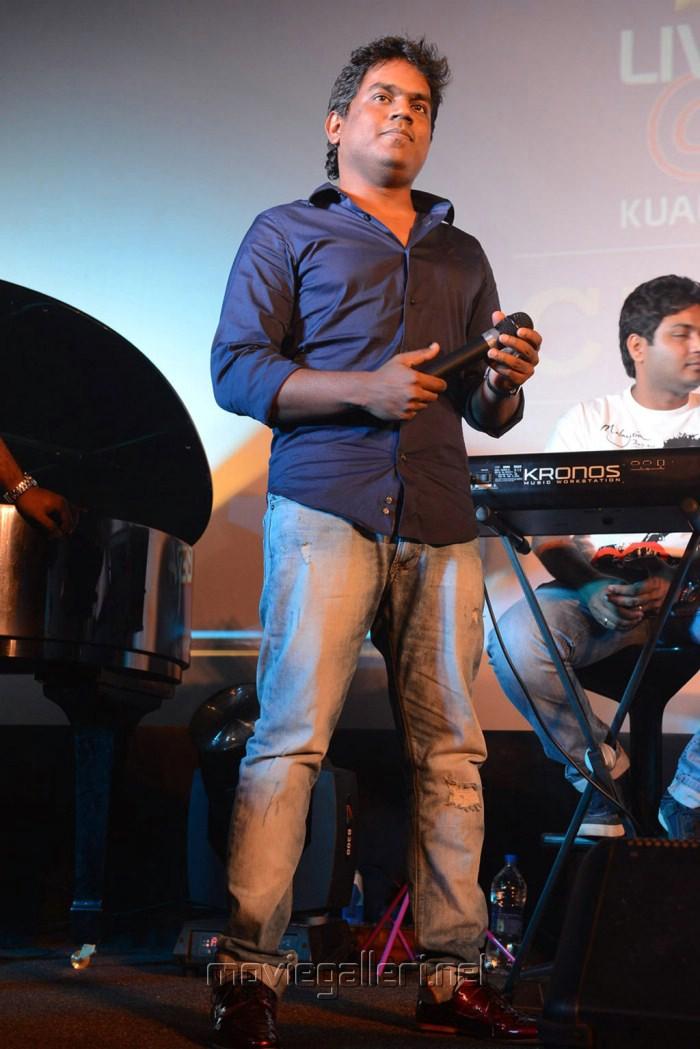 Yuvan Shankar Raja New Photos Yuvan Shankar Raja Malaysia