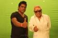 Yuvan Shankar Raja, MS Viswanathan Special Dance Stills in Thillu Mullu Movie
