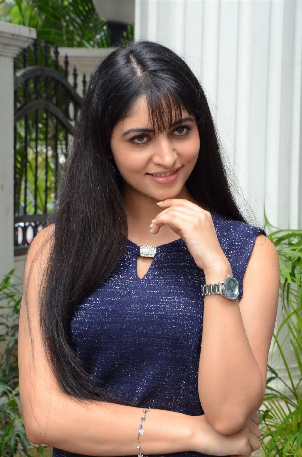 Actress Jaheeda Shyam Images @ Veedu Asadhyudu Movie Opening