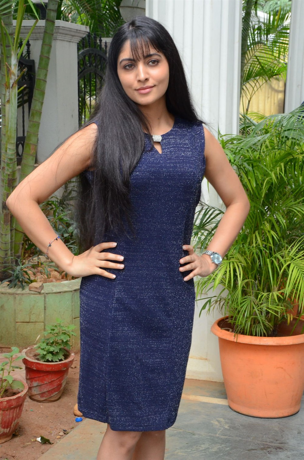Actress Zahida Sam Images @ Veedu Asadhyudu Movie Launch