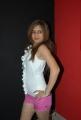 Telugu Actress Zara Hot Photos in Pink Short