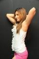 Heroine Zara Hot Poses at Aravind 2 Audio Release