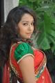 Hyderabad Model Zeba Hot Saree Stills