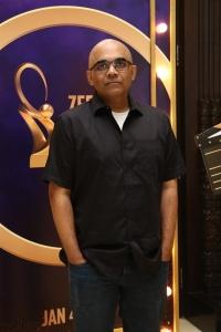 Baradwaj Rangan @ ZEE Tamil Cine Awards 2020 Press Meet Stills