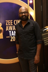 Karu Palaniappan @ ZEE Tamil Cine Awards 2020 Press Meet Stills