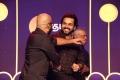 Karu Pazhaniappan, Karthi @ ZEE Tamil Cine Awards 2020 Press Meet Stills