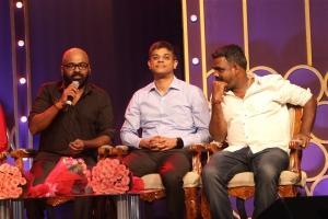 Karu Pazhaniappan, Siju Prabhakaran, Tamil Dasan @ ZEE Tamil Cine Awards 2020 Press Meet Stills