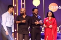 Siju, Karu Pazhaniappan, Karthi, Suhasini @ ZEE Tamil Cine Awards 2020 Press Meet Stills