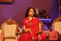 Suhasini Maniratnam @ ZEE Cine Awards Tamil 2020 Press Meet Stills