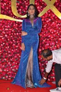 Actress Regina Cassandra @ Zee Telugu Cine Awards 2020 Red Carpet Stills