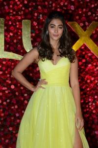 Actress Pooja Hegde @ Zee Telugu Cine Awards 2020 Red Carpet Stills