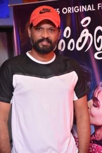 Actor Soundararaja @ Zee5 Igloo Web Series Screening Press Meet Stills