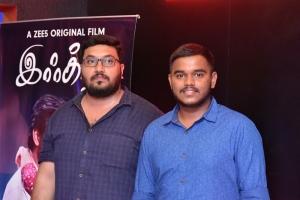 Zee5 Igloo Web Series Screening Press Meet Stills