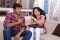 Ashwin Kakumanu, Shivada Nair At  Zero Movie Shooting Spot Stills