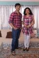 Ashwin Kakumanu, Shivada Nair in Zero Tamil Movie Stills