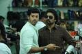 Ashwin Kakumanu, JD Chakravarthy in Zero Tamil Movie Stills