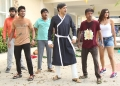 Gopi Sudhakar, TM Karthik, Bijili Ramesh, Yashika Anand in Zombie Movie Images HD