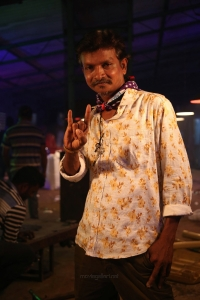 Actor Bijili Ramesh in Zombie Tamil Movie Stills HD