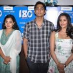 180 Tamil Movie Press Meet Stills