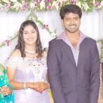 Vikranth Manasa Wedding Reception Stills