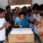 Ananya's Birthday Celebration On Seedan Movie Location Stills