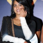 Anushka latest Stills in Black Churidar Dress