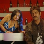Asha Saini Hot Item Song in Jagapathi Babu Chattam Movie Stills