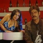 Asha Saini Hot Item Song in Jagapathi Babu Chattam Movie Stills