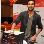 Dhanush @ Blur Cafe Event Gallery, Photos, Stills, Pictures, Wallpapers