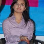 Actress Isha Chawla @ Prema Kavali Success Meet Stills