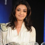 Kajal Agarwal at Robo Audio Launch Stills, Robo Audio Release Photo Gallery
