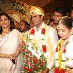 Celebs at Ram Bhupal Reddy Daughter Marriage Stills