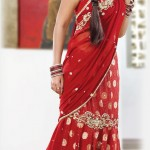Nayanthara Pothys Designer Sarees stills, Nayanthara Latest Saree Photos
