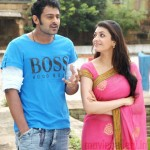 Prabhas Kajal Agarwal New Movie Stills, Prabhas Kajal Movie Photo Gallery