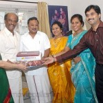 MK Alagiri Invites Rajini, Kamal For Durai Dayanidhi Marriage Stills, Photos