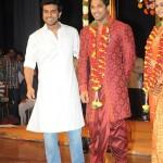 Ram Charan Teja @ Allu Arjun Reception Stills