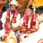 Ramba Wedding Photos, Rambha Wedding Pictures, Rambha Marriage Photos