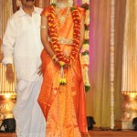 Sneha Reddy in Allu Arjun Reception Pictures