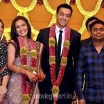 Tamil Stars @ Soundarya Rajinikanth Wedding Reception