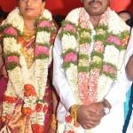 Vijay Vasanth Nithya Marriage Stills