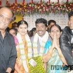 Rajini, Karunanidhi @ Vijay Vasanth Wedding Reception Photo Gallery