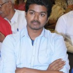 Vijay @ Kanimozhi Audio Launch Stills