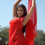 Actress Meghana Raj Hot Stills @ Nanda Nanditha Movie