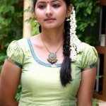 Actress Reshmi Menon Stills in Pavadai Chattai Dress